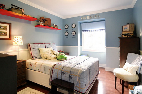 30 Cool Boys Bedroom Ideas Of Design Pictures Flux Decor