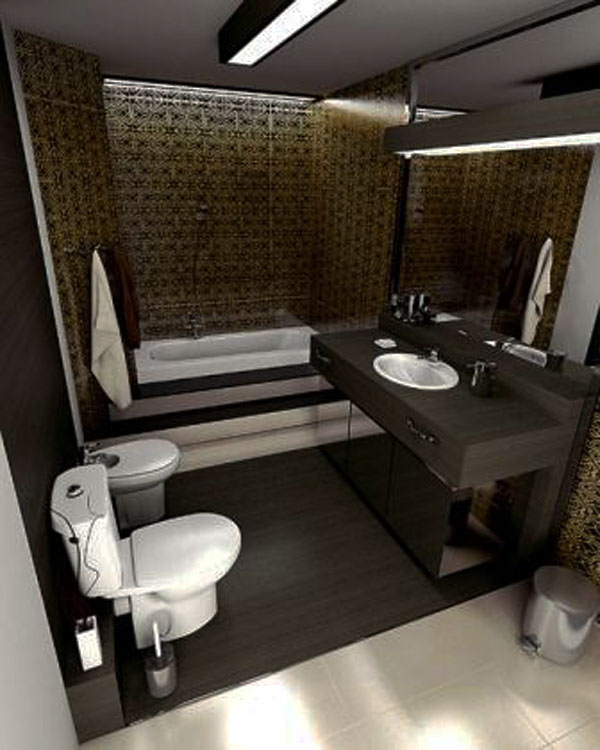 Small Bathroom Designs And Colors 100 small bathroom designs & ideas
