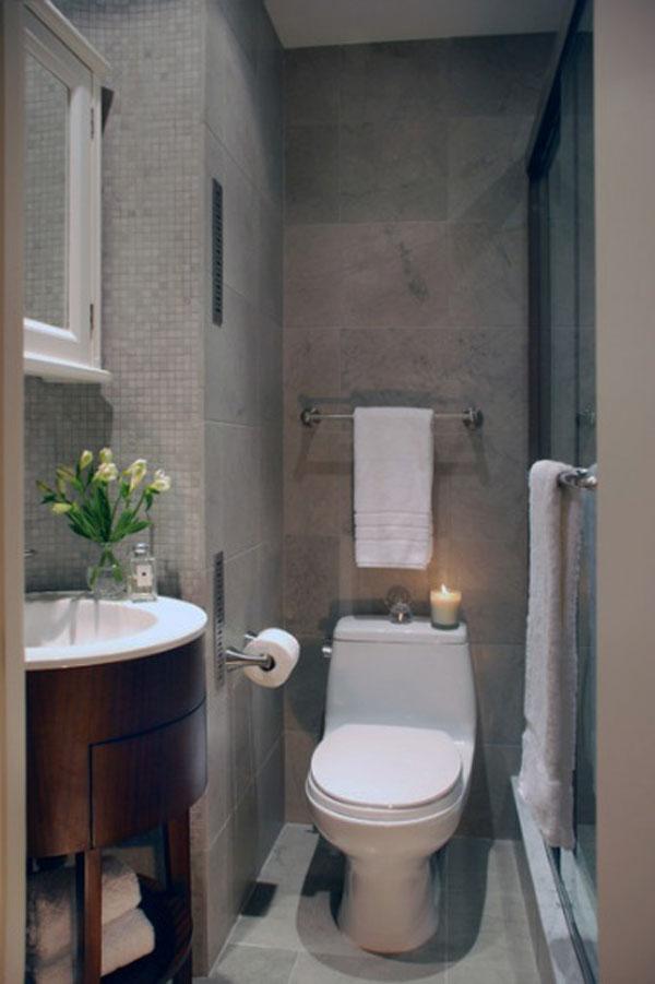 Old Small Bathroom Decorating