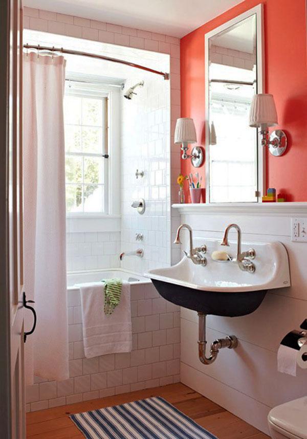Small Traditional Bathroom Design