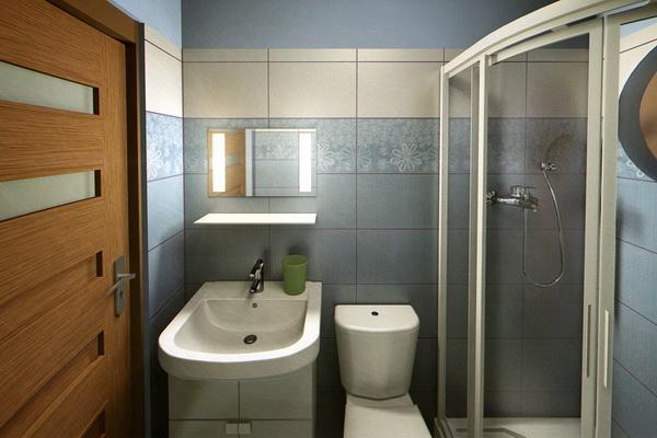 Tiny Bathroom Interior Design