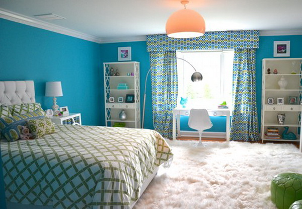 Fairy Tale Girl Bedroom Decor Ideas