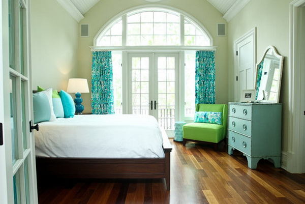 Girls Bedroom Green 50 cool teenage girl bedroom ideas of design