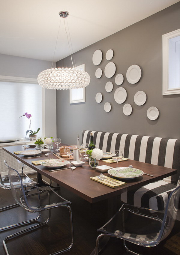 50 Strikingly Modern Dining Rooms That Inspire You To: 40+ Beautiful Modern Dining Room Ideas