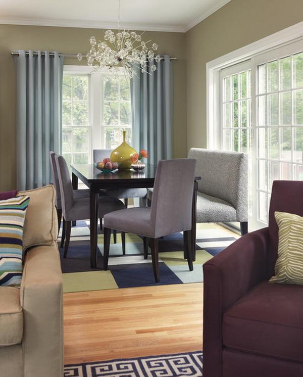 Simply Inspiring 10 Wonderful Kitchen Design Lines That: 40+ Beautiful Modern Dining Room Ideas