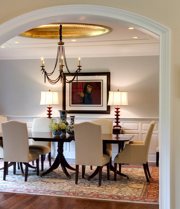 32 Dining Room Storage Ideas: 40+ Beautiful Modern Dining Room Ideas