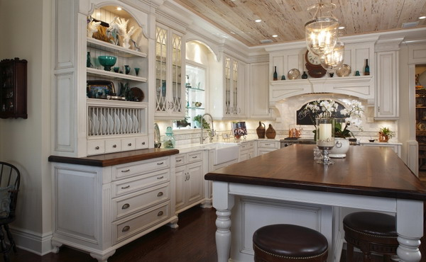 50 beautiful country kitchen design ideas for inspiration for Cal s country kitchen