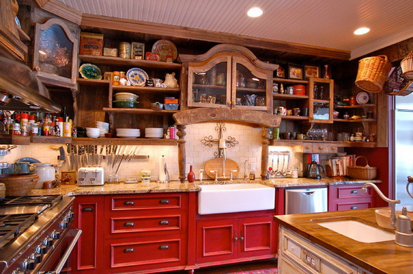 50 beautiful country kitchen design ideas for inspiration for Farmyard kitchen accessories