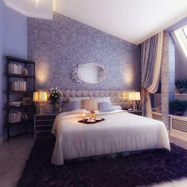 Romantic Bedroom Design Source