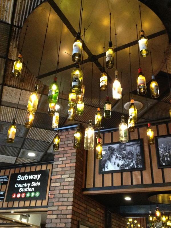 Lighting Basement Washroom Stairs: 20+ Creative Basement Bar Ideas
