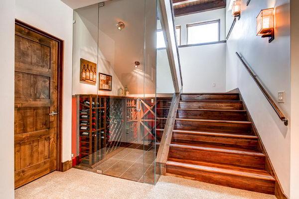 Staircase Bar.