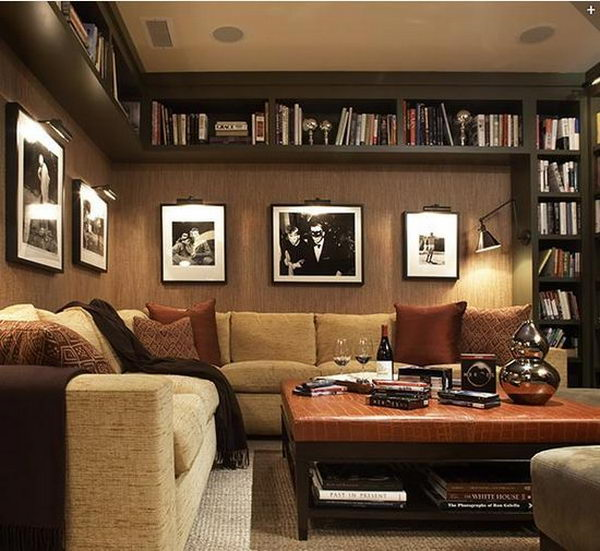 20 cool basement ceiling ideas for Cool things to put in a basement