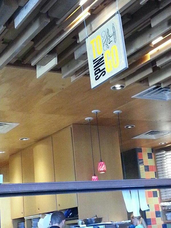 Unique Basement Ceiling Idea.
