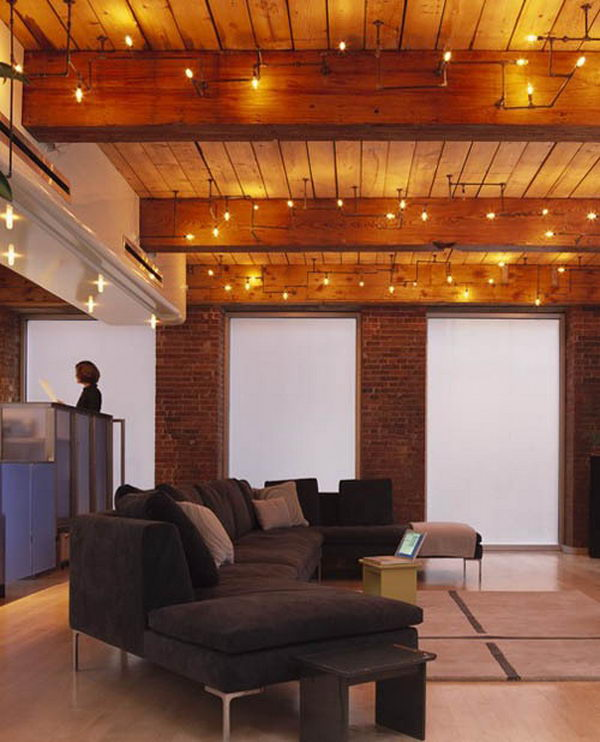 Basement Decorating Ideas For Men: 20+ Cool Basement Ceiling Ideas