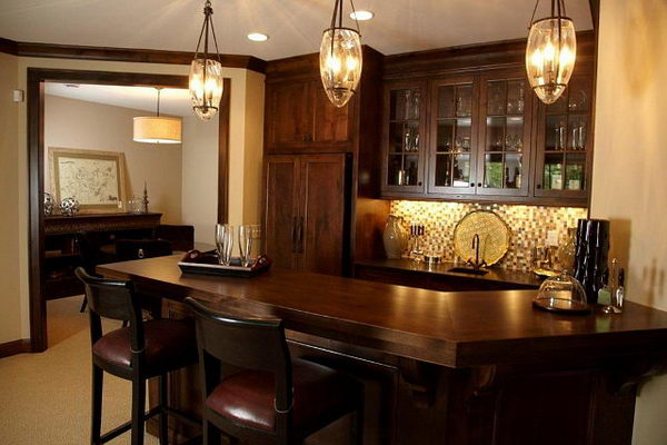 Pendant Lighting for Basement,