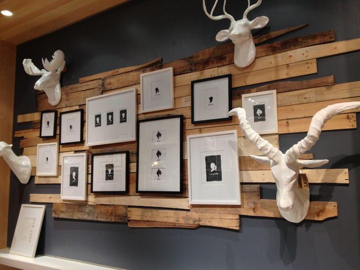 Basement Wall Decoration,