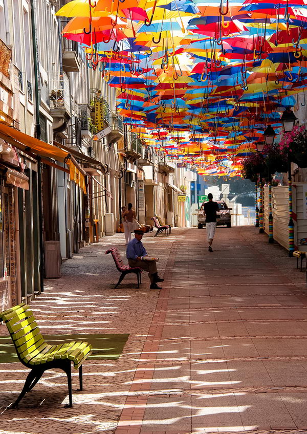 Umbrella Street.