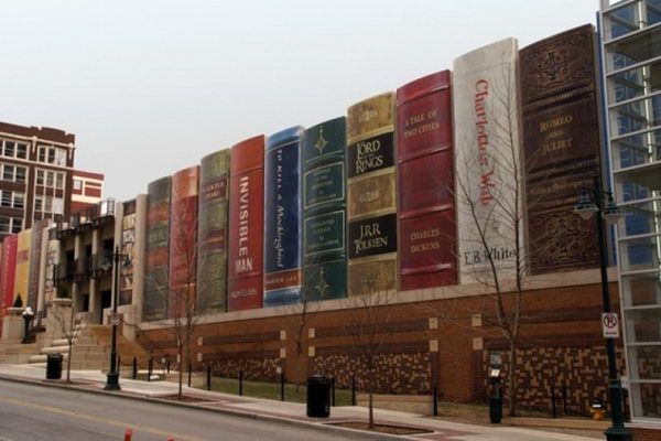 Kansas City Public Library (Missouri, United States).