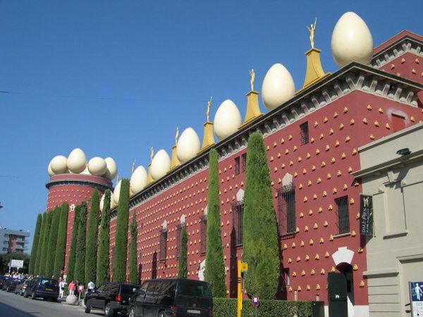 The Torre Galatea Figueras (Spain),
