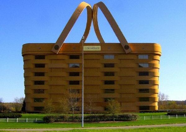 The Basket Building (Ohio, United States),