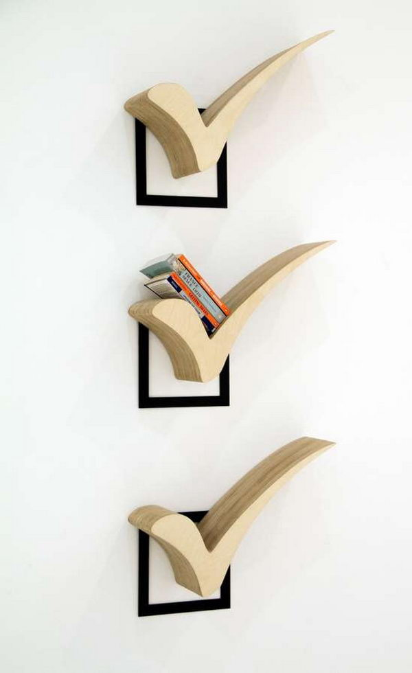 Perfect Score Bookshelves,