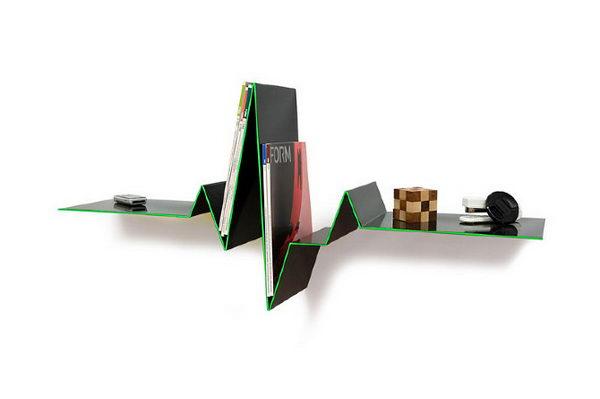 Pulseline Decorative Shelving Idea,