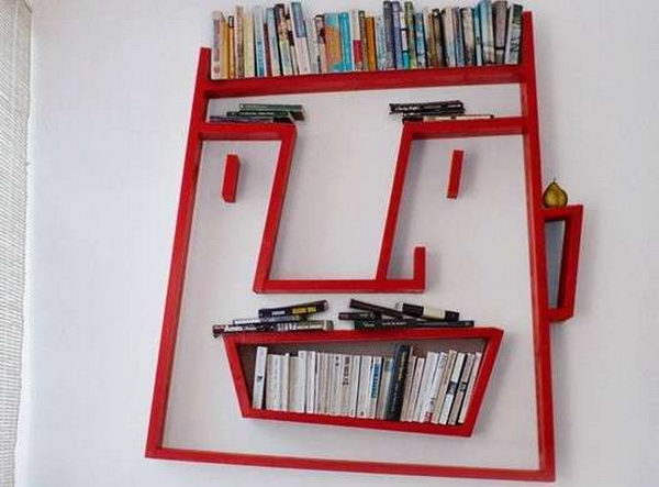 Face Shelving Idea,