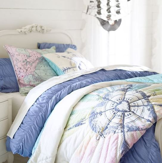 Nautical Themed Bedding And Curtains: 25 Nautical Bedding Ideas For Boys