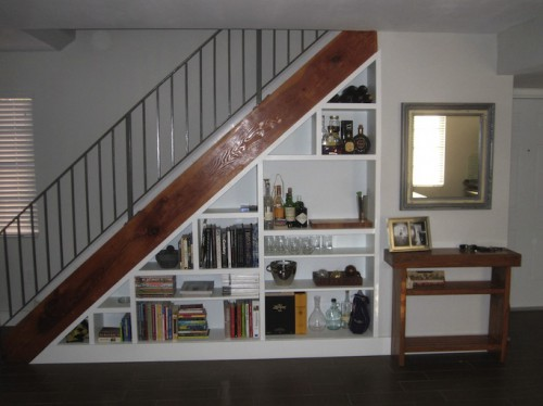 10 clever stairs storage ideas. Black Bedroom Furniture Sets. Home Design Ideas
