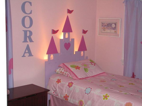 Princess Bedroom Headboard. Not only served to isolate sleepers from drafts and cold in less insulated buildings, but also was a important decorative element in your bedrooms.