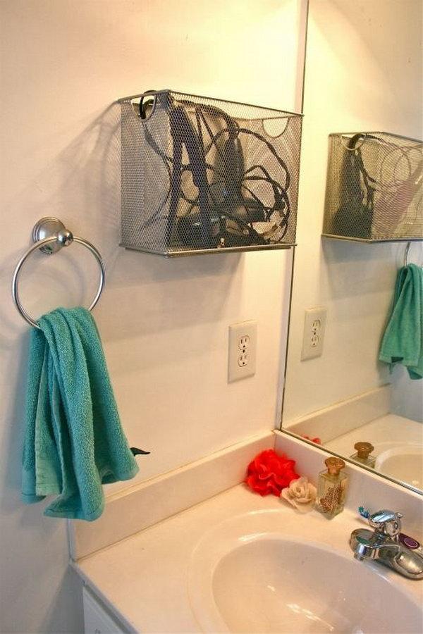 How To Organize Your Bathroom Sink Storage Ideas