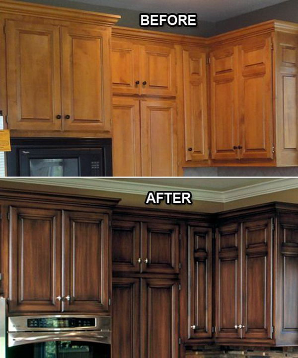 before and after 25 budget friendly kitchen makeover ideas flux