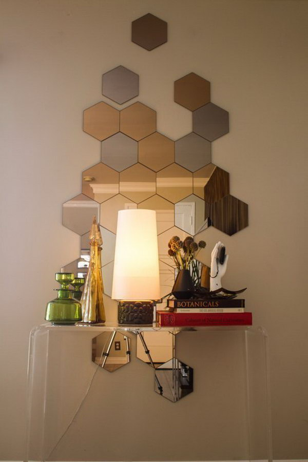 25 Diy Ideas With Mirrors