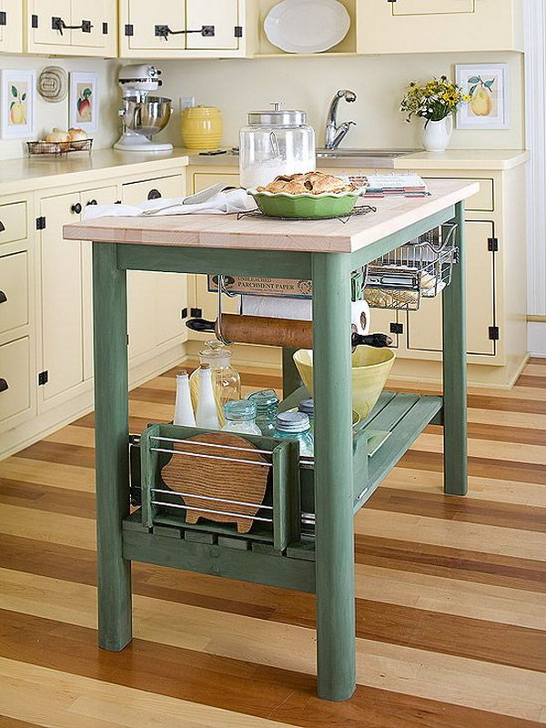 20 cool kitchen island ideas for The perfect kitchen island
