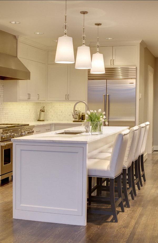 20 Cool Kitchen Island Ideas