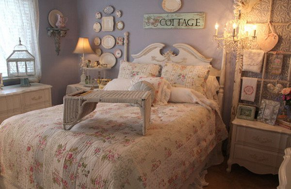 Cottage Shabby Chic A Bedroom As Charming An English Garden Is Study
