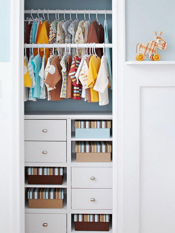 40 Clever Closet Storage And Organization Ideas