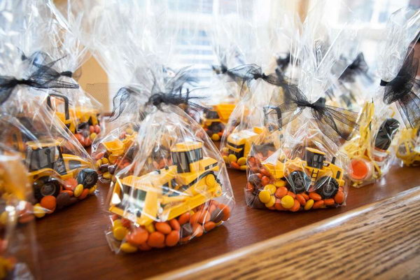 40 Construction Themed Birthday Party Ideas