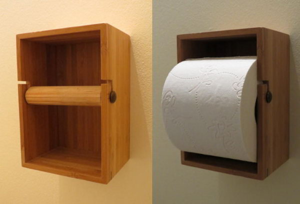 Dragan Toilet Roll Holder.