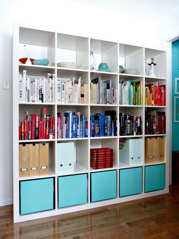 25 Ikea Kallax Or Expedit Shelf Hacks