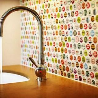10+ Creative Kitchen Backsplash Ideas