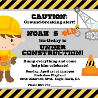 40+ Construction Themed Birthday Party Ideas