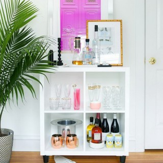 25+ IKEA Kallax or Expedit Shelf Hacks