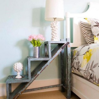 30 Creative Nightstand Ideas for Home Decoration