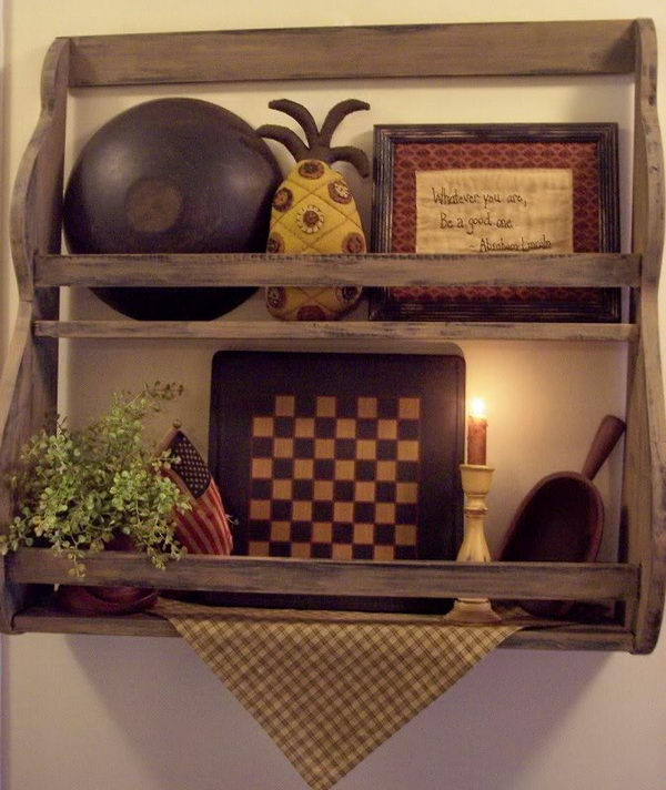 20 Best Primitive Decorating Ideas