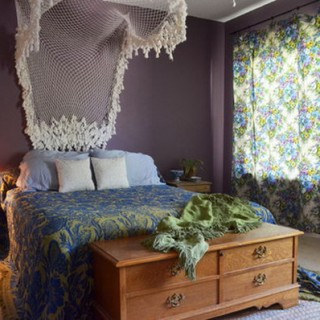 80 Inspirational Purple Bedroom Designs & Ideas