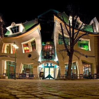 30+ Unique and Interesting Buildings in The World