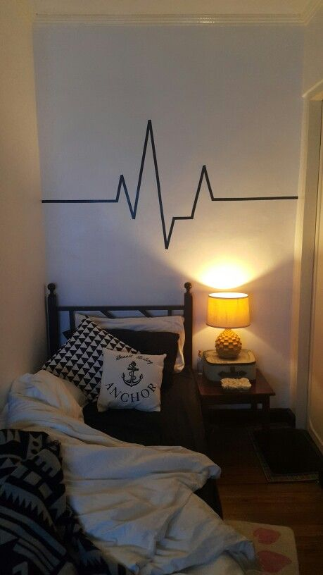 Bedroom String Art