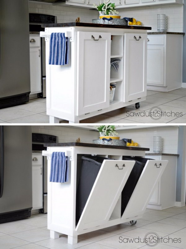 Kitchen Closet Organization Ideas Small Spaces