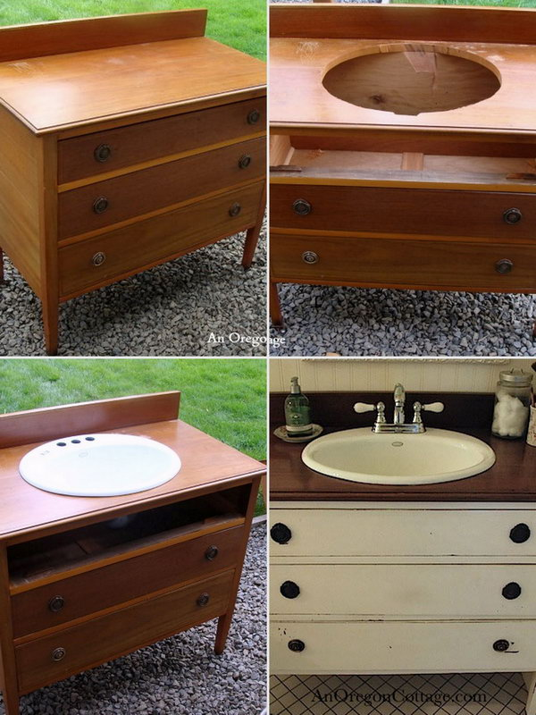Reusing Old Furniture repurpose old furniture. repurposed old furniture thanks to diy